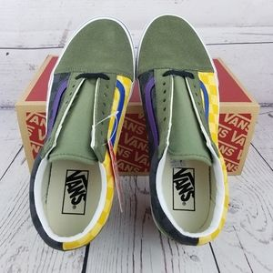 Vans Shoes - New Van's Old Skool Off The Wall Rally